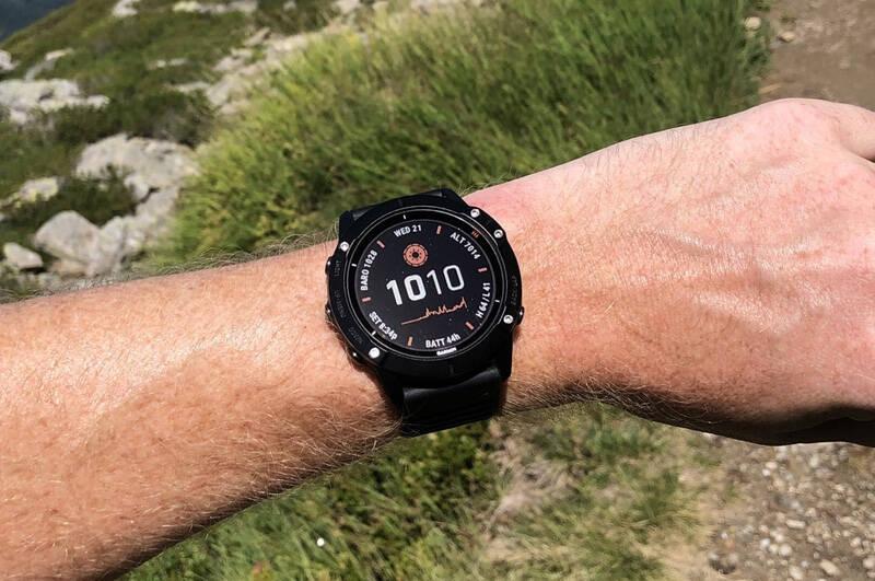 Đồng hồ chạy bộ Garmin Fenix 6X