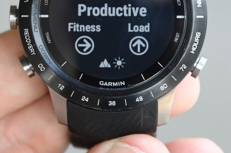 Đồng hồ Garmin MARQ Athlete