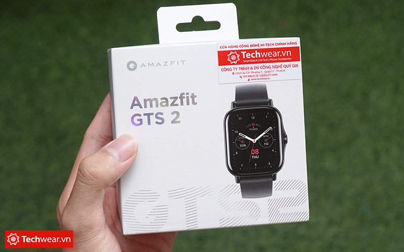 Đồng hồ Amazfit GTS 2
