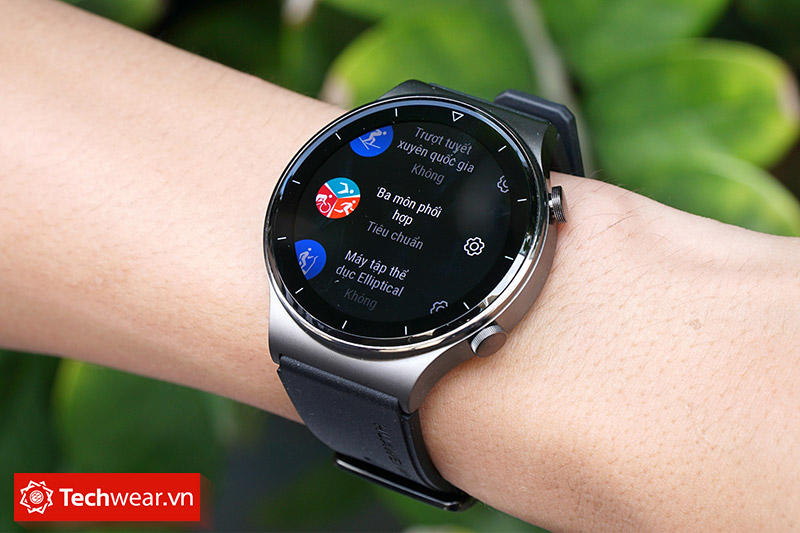 Đồng hồ Huawei Watch GT 2 Pro