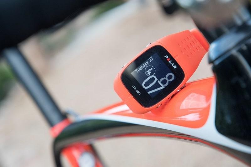 Đồng hồ chạy bộ GPS Polar M430