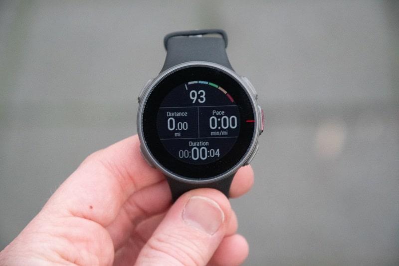 Đồng hồ chạy bộ GPS Polar Vantage V