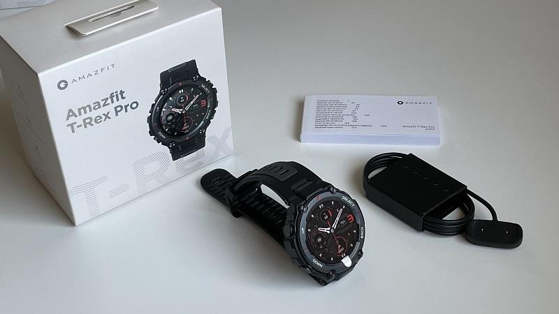 Đồng hồ thông minh Amazfit T-Rex Pro
