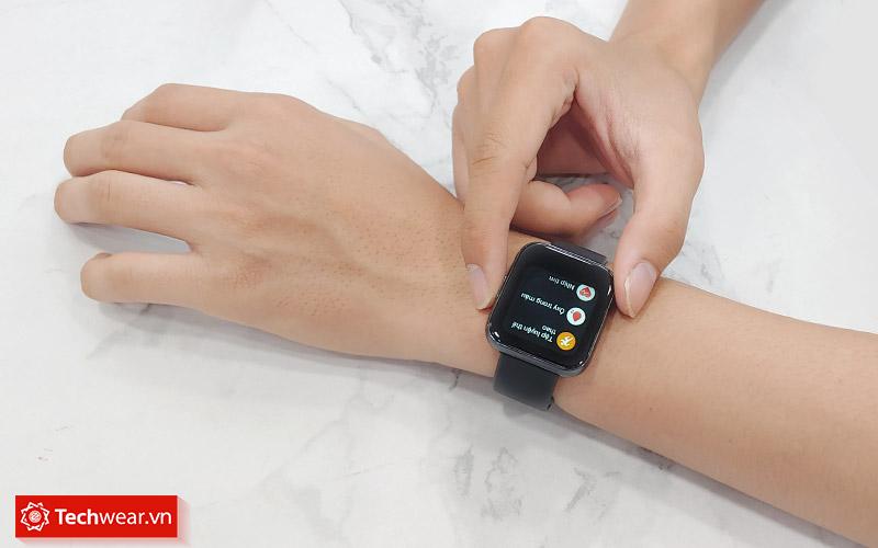 Theo dõi vận động Đồng hồ thông minh Realme Watch