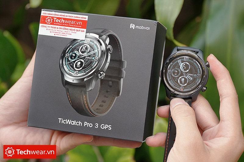 Đồng hồ thông minh lắp sim TicWatch Pro 3 LTE