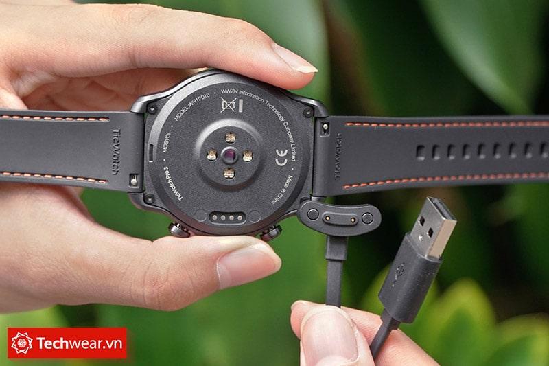 Sạc Đồng hồ thông minh Ticwatch Pro 3 GPS