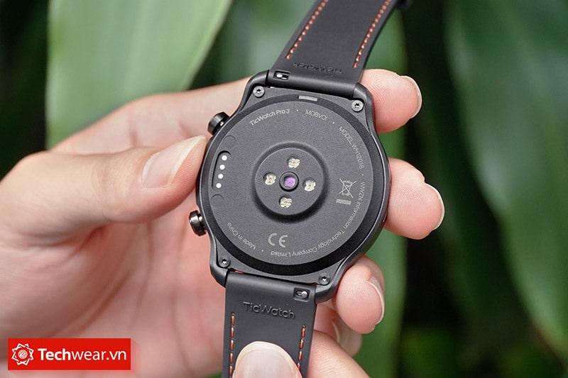 Cảm biến Đồng hồ thông minh Ticwatch Pro 3 GPS