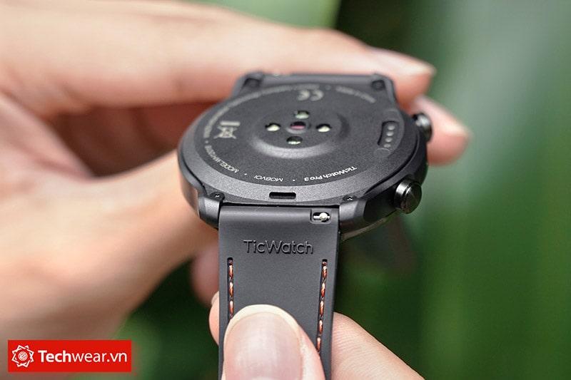 Loa Đồng hồ thông minh Ticwatch Pro 3 GPS