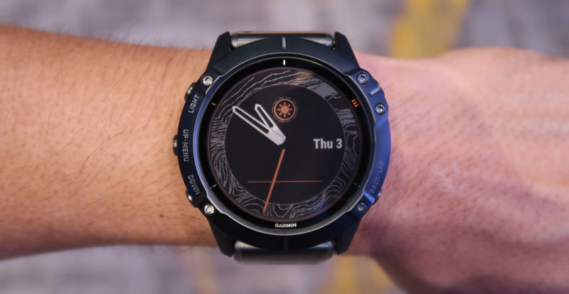 Đồng hồ Garmin Fenix 6X Pro Solar
