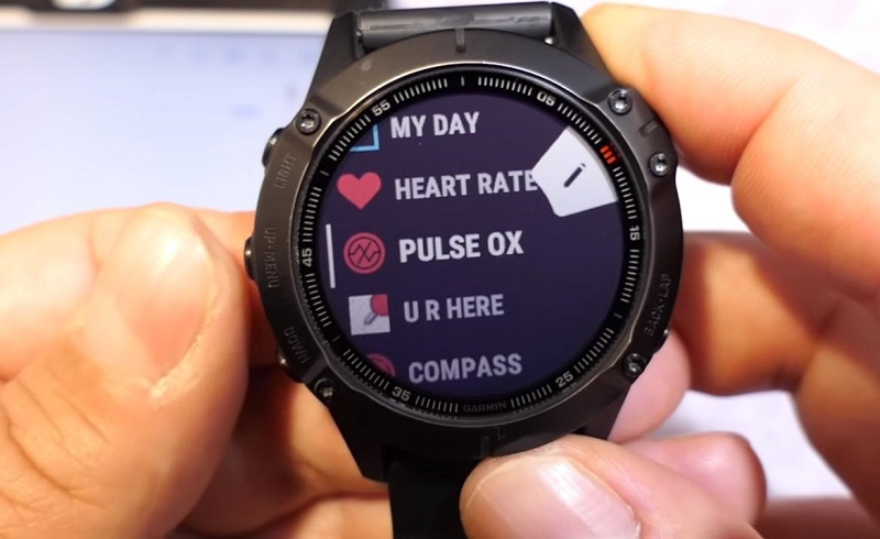 Garmin Fenix 6 Pulse Ox