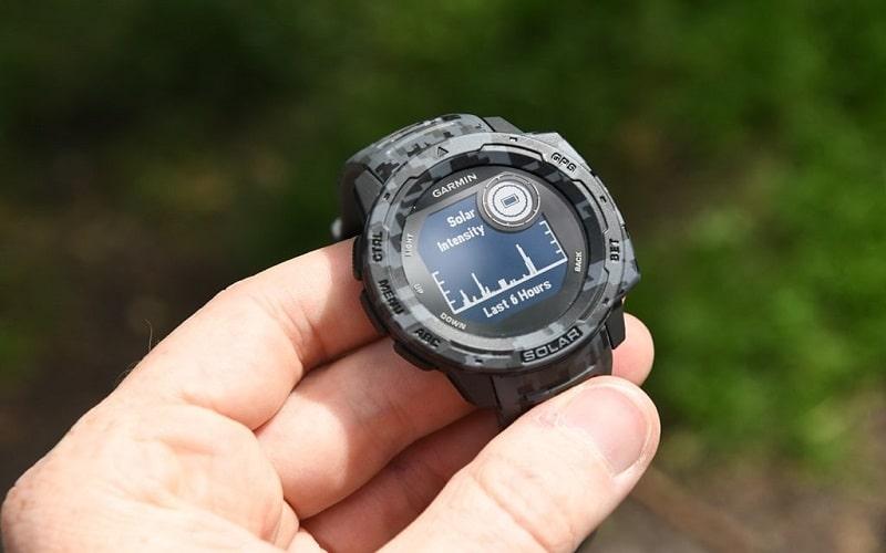 Đồng hồ GarminInstinct Solar
