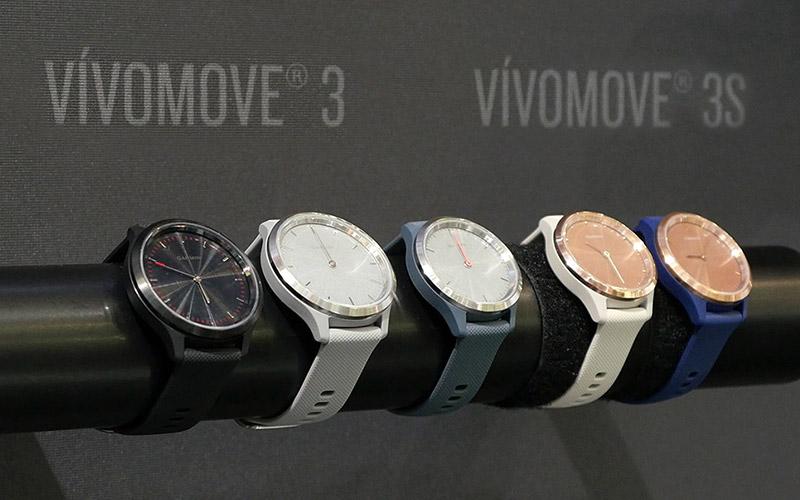 Đồng hồ hybrid Garmin Vivomove 3
