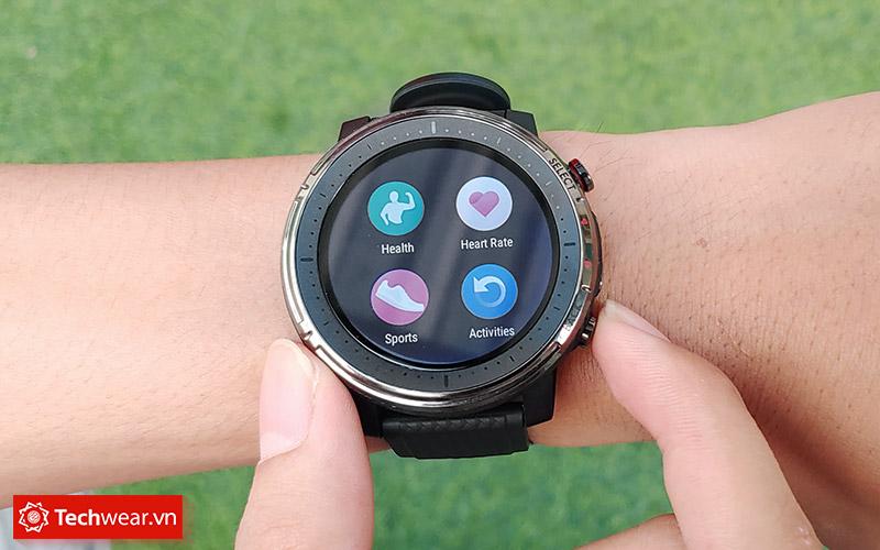 Đồng hồ thông minh Amazfit Stratos 3