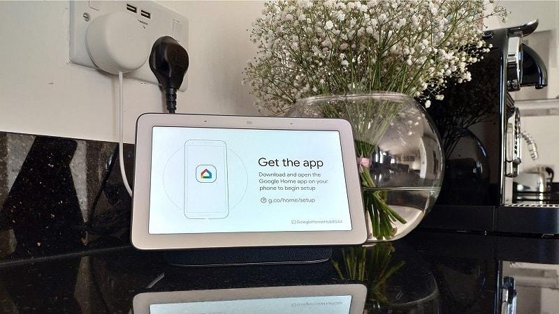 Hướng dẫn sử dụng Google Home Hub