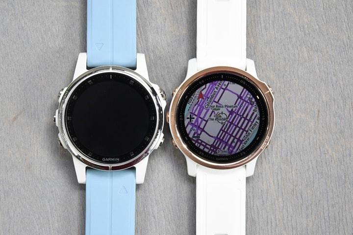 So sánh Đồng hồ Garmin Fenix 6