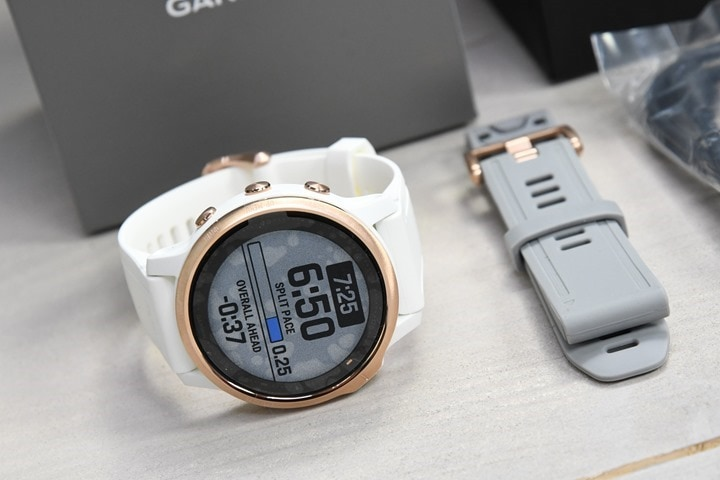 Đồng hồ chạy bộ GPS Garmin Fenix 6S