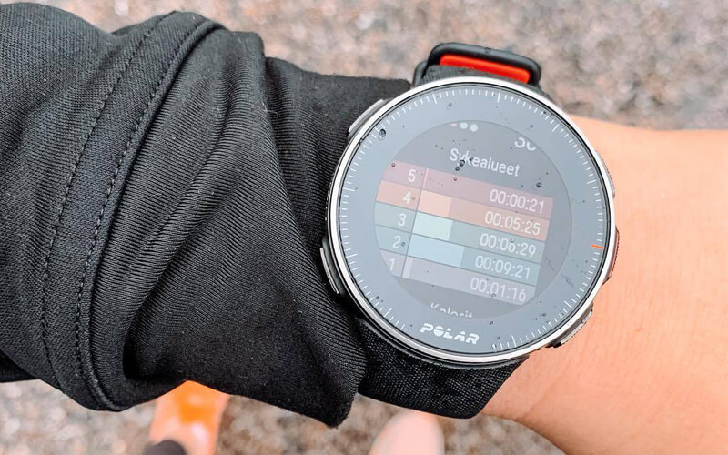 Đồng hồ thể thao GPS Polar Vantage V