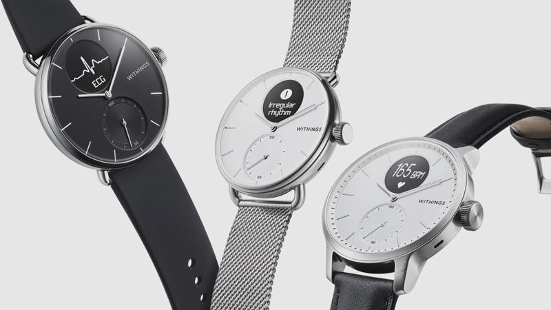 Đồng hồ Withings Scanwatch