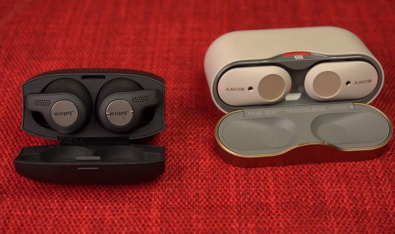 Tai nghe Sony WF-1000XM3 vs Jabra Elite 65t Active