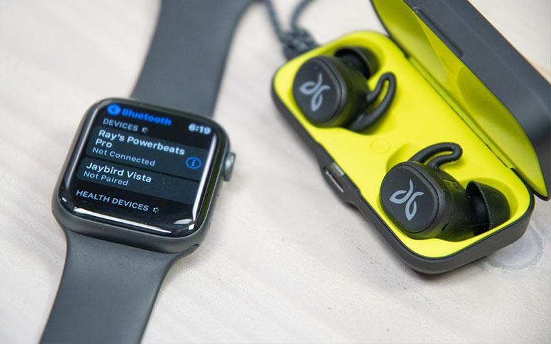 Tai nghe không dây True Wireless Jaybird Vista