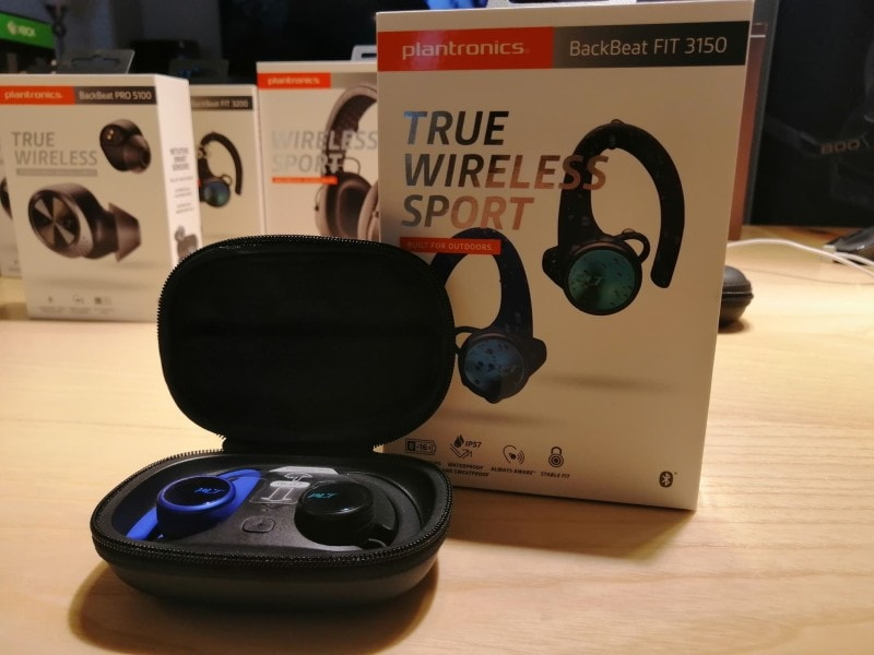 Tai nghe thể thao Plantronics BackBeat Fit 3150