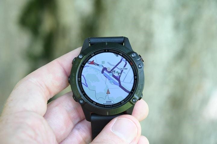 Đồng hồ thể thao GPS Garmin Fenix 6