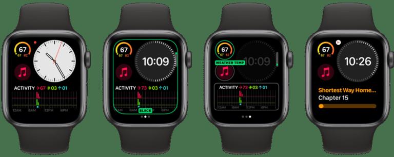 Watch Os 6 trên Apple Watch