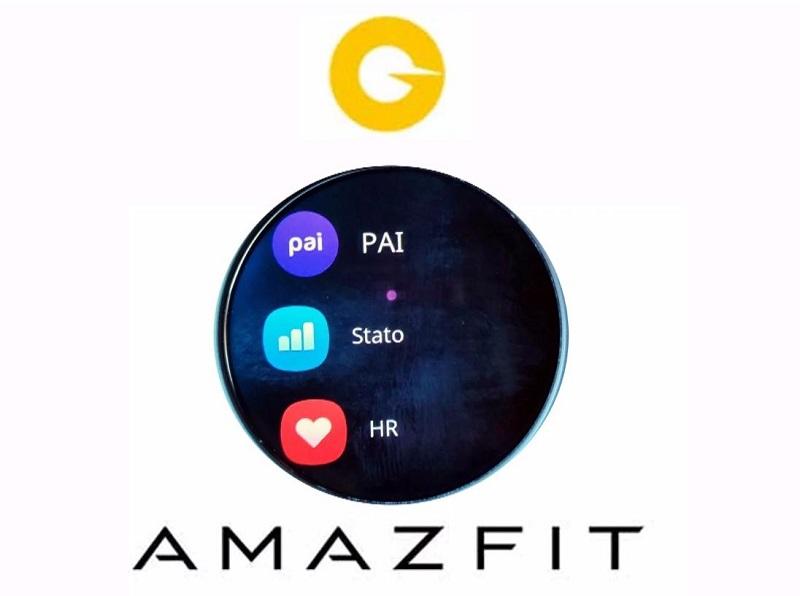 Tính năng Pai trên Huami Amazfit