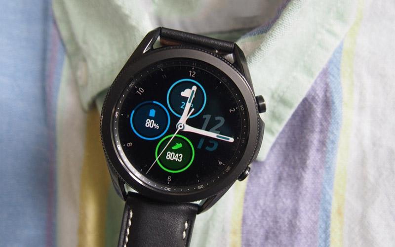 Đồng hồ thông minh chống nước tốt nhất 2020: Samsung Galaxy Watch 3