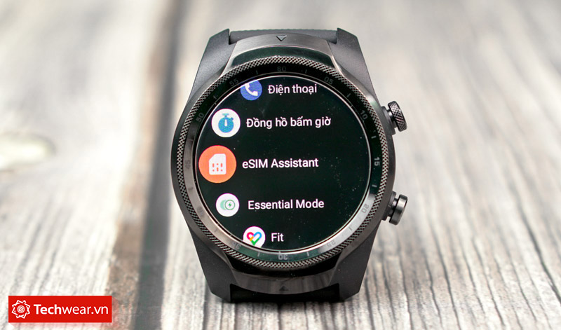 Đồng hồ Ticwatch Pro 4G/LTE