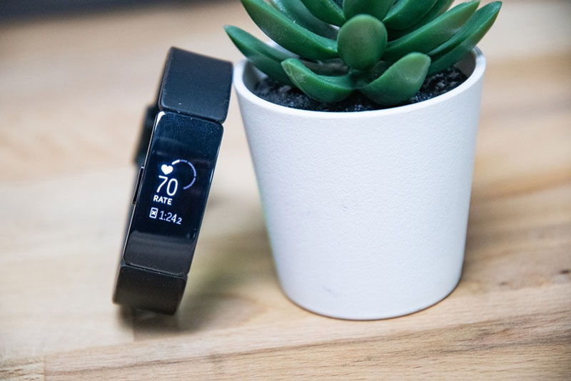 Review Fitbit Inspire HR