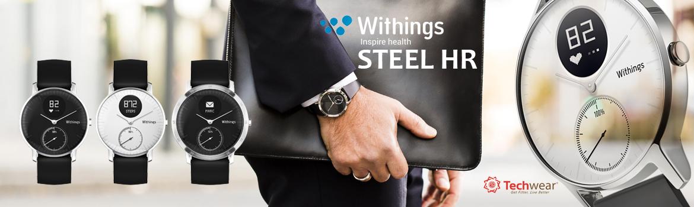 dong hồ withing steel HR chính hãng