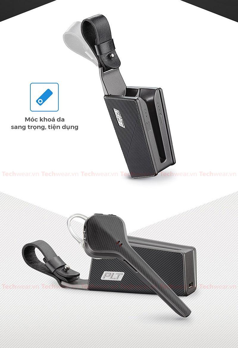 mở hộp Plantronics Voyager 3240