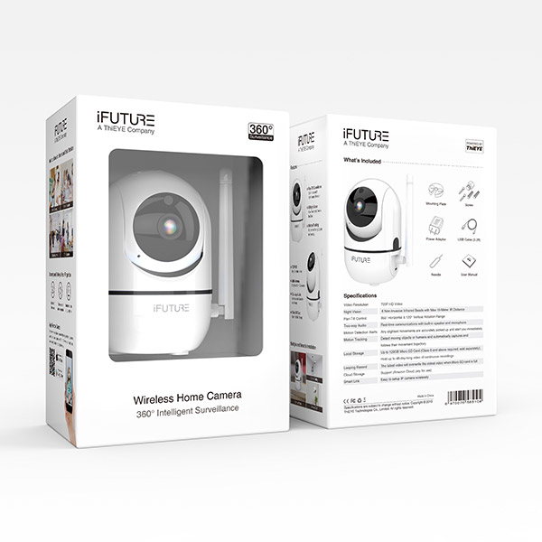 Camera IP iFuture 360