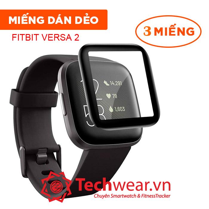 Miếng dán màn hình cho đồng hồ Fitbit