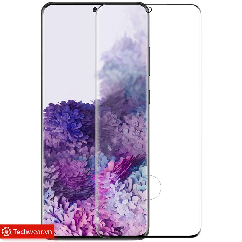 Kính cường lực Nillkin 3D CP+ Max dành cho Samsung Galaxy S20 /S20 Plus/ S20 Ultra