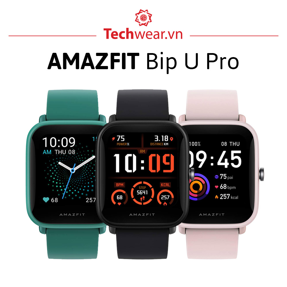 Huami Amazfit Bip U Pro