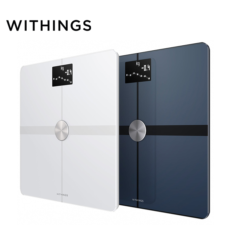 Cân thông minh Withings Body Composition Wi-Fi Scale - Body+