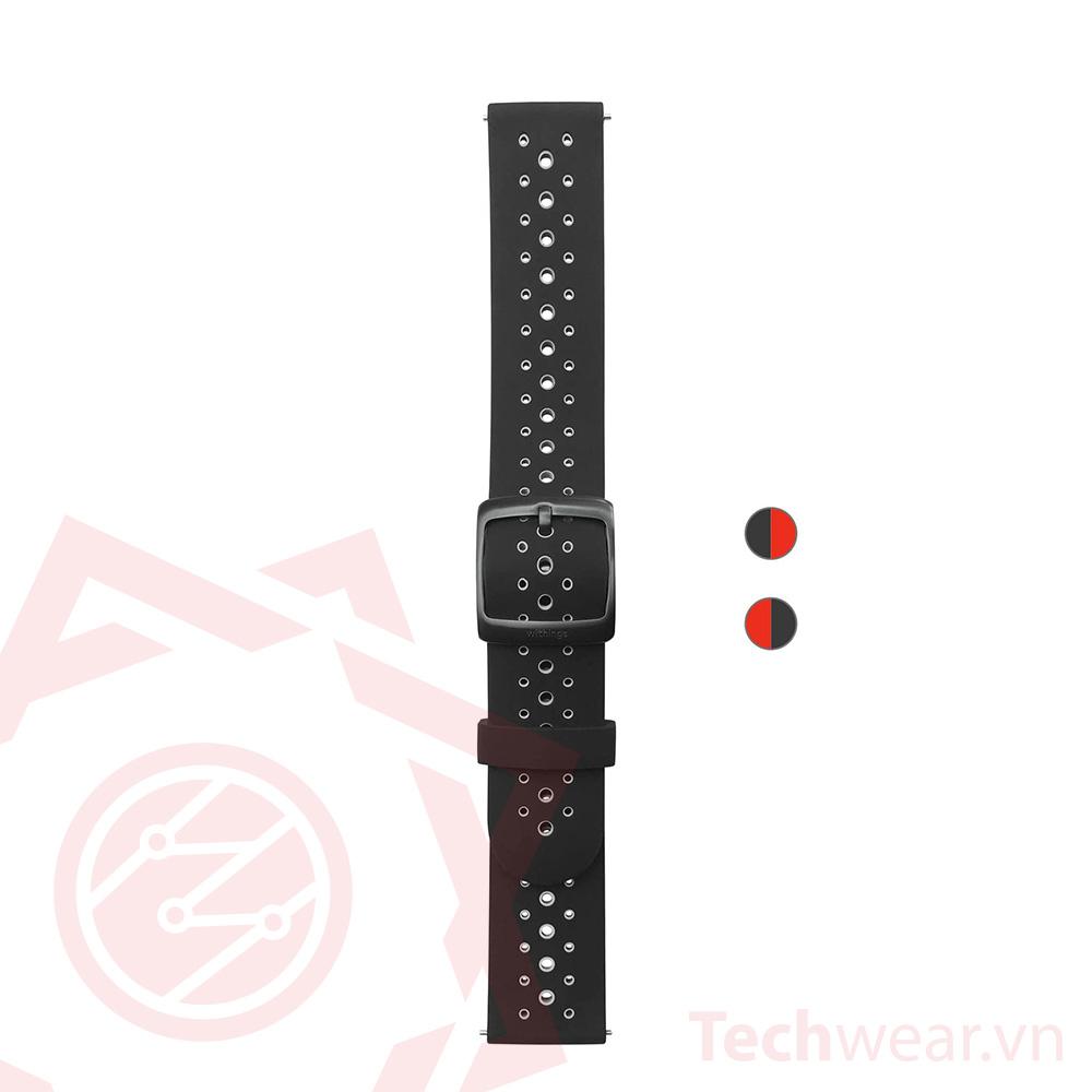 Dây zin chính hãng đồng hồ Withings Steel HR 20mm