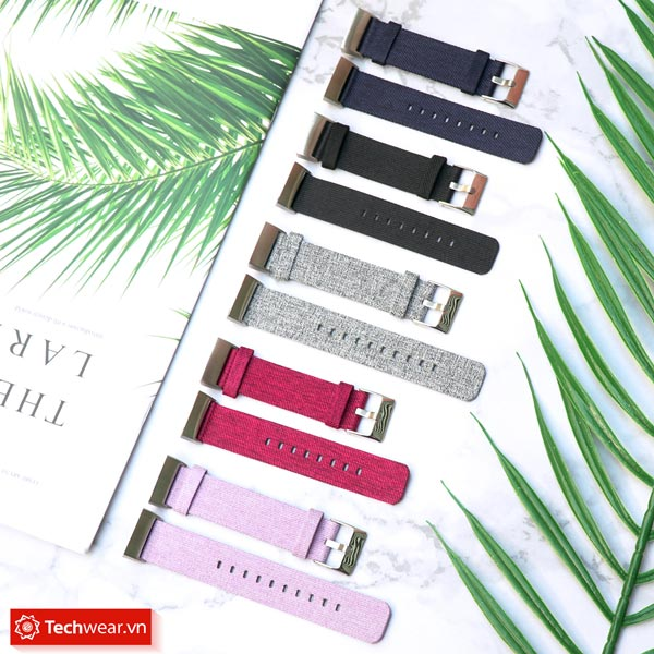 Dây vải Fitbit Charge 3/4