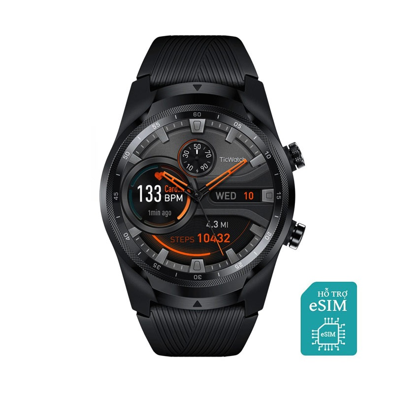 Ticwatch Pro 4G/LTE 2020