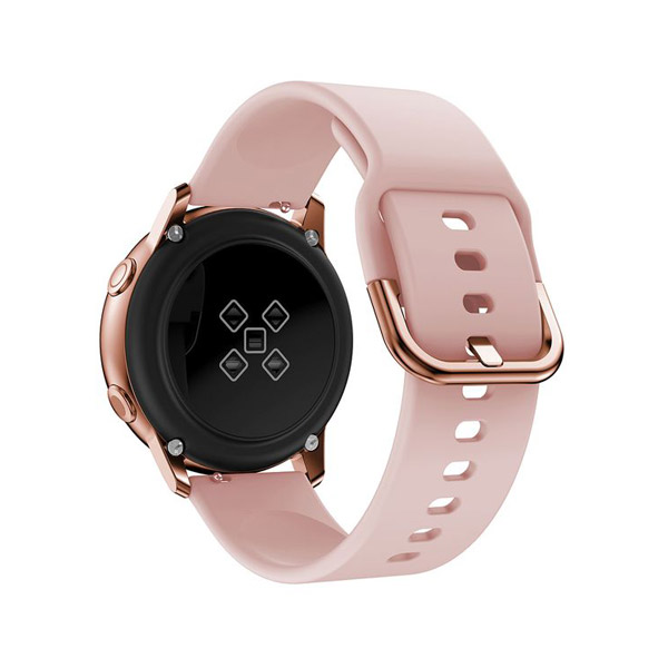 Dây cao su thay thế cho đồng hồ thông minh size 20mm - ms001