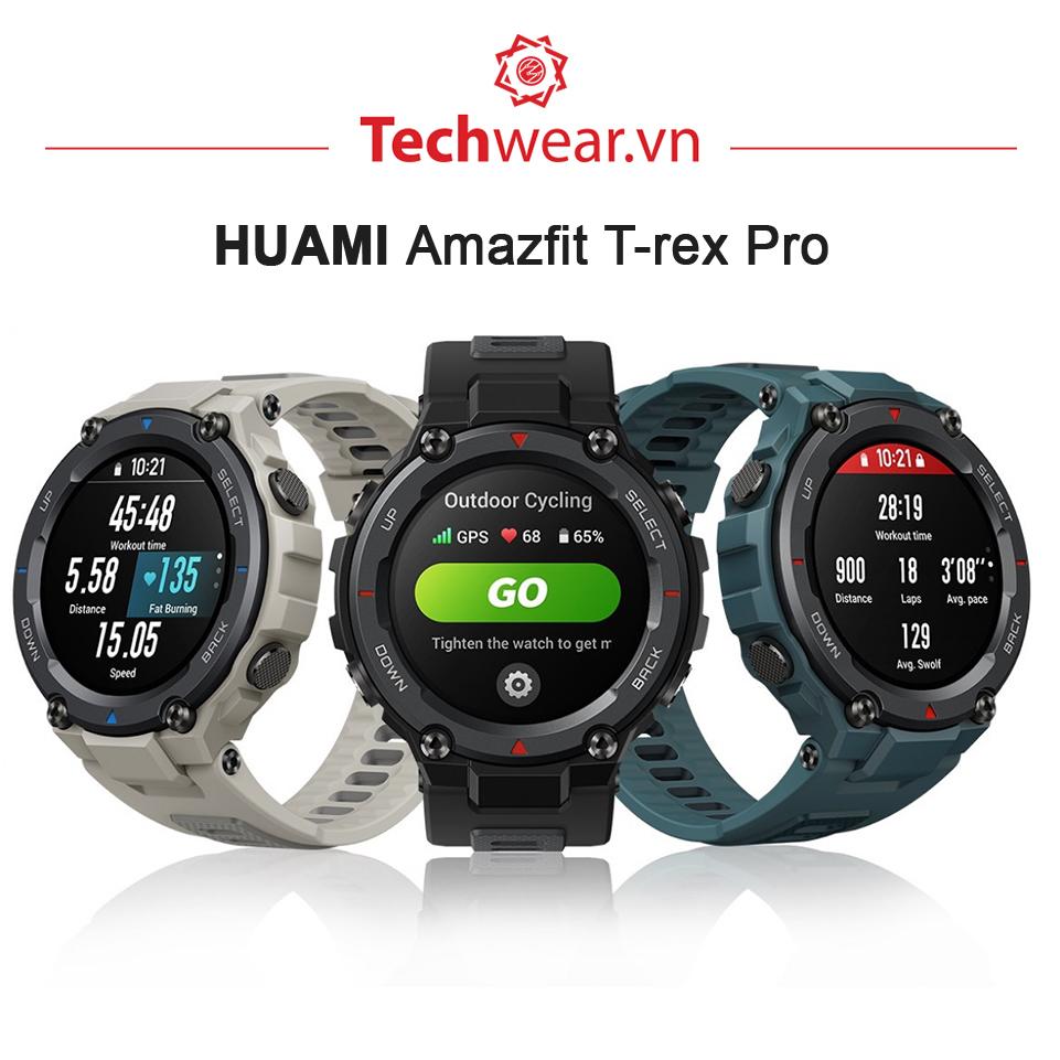 Huami Amazfit T-Rex Pro