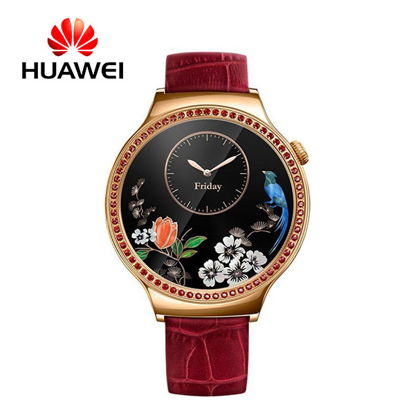 Huawei Watch Swarovski Jewel Sapphire (Red)