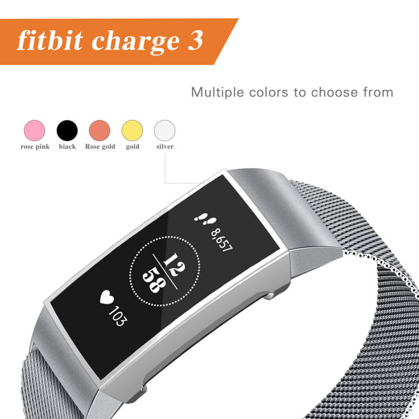 Ốp bảo vệ Fitbit Charge 4 / 3