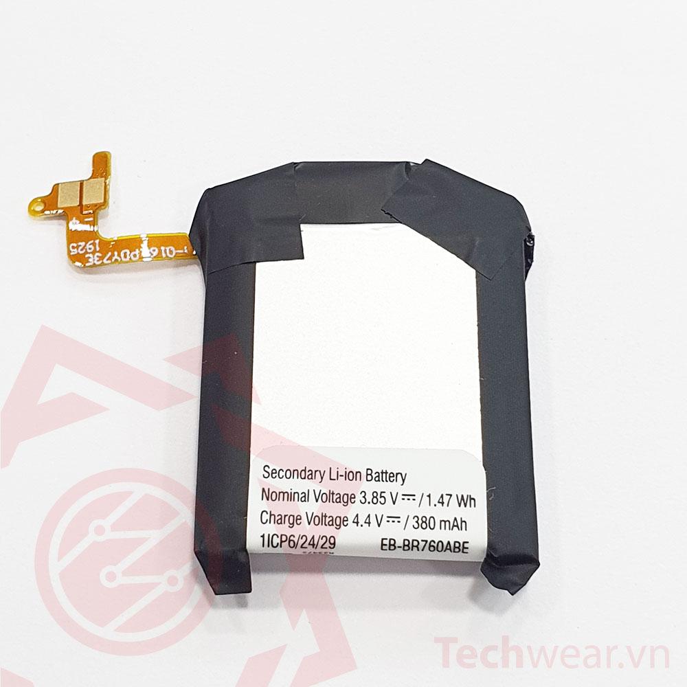 Pin đồng hồ thông minh Samsung Galaxy Gear S3