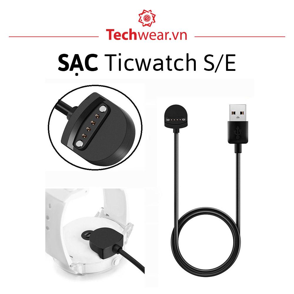 Cáp sạc Ticwatch S/E