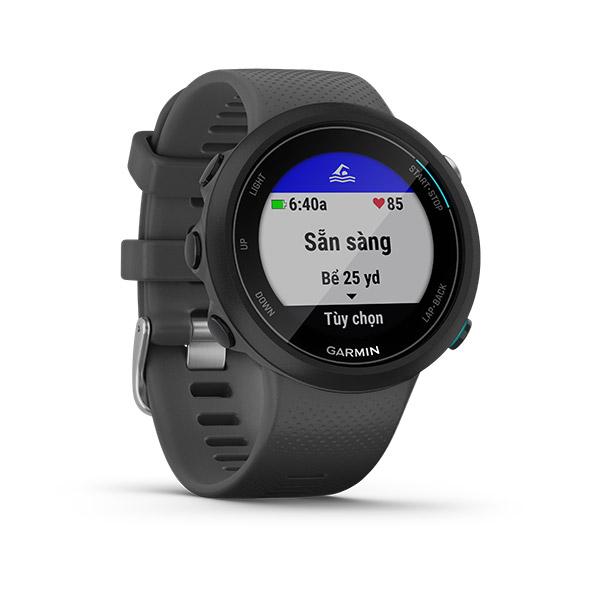 Đồng hồ bơi lội Garmin Swim 2