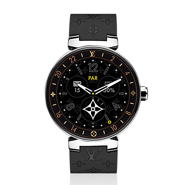 Louis Vuitton Tambour Horizon Monogram 42 (Black)