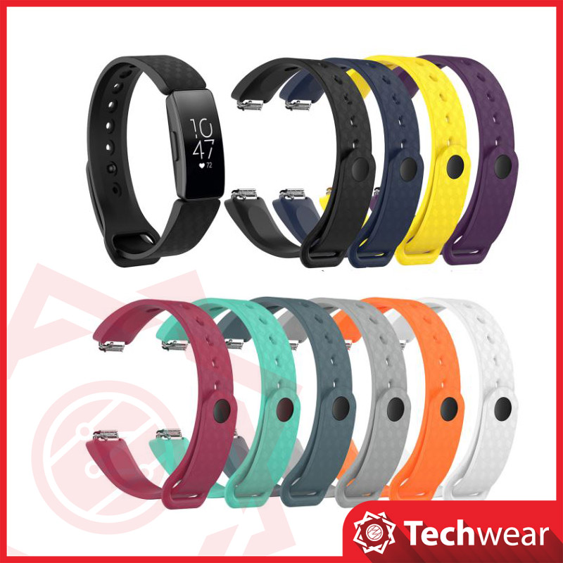 Dây cao su phụ kiện cho Fitbit Inspire / Inspire HR
